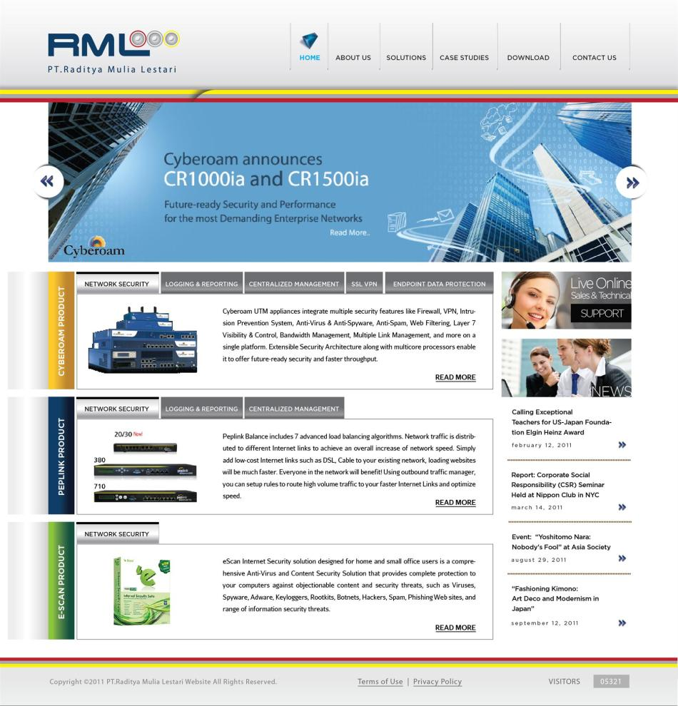 RML Website